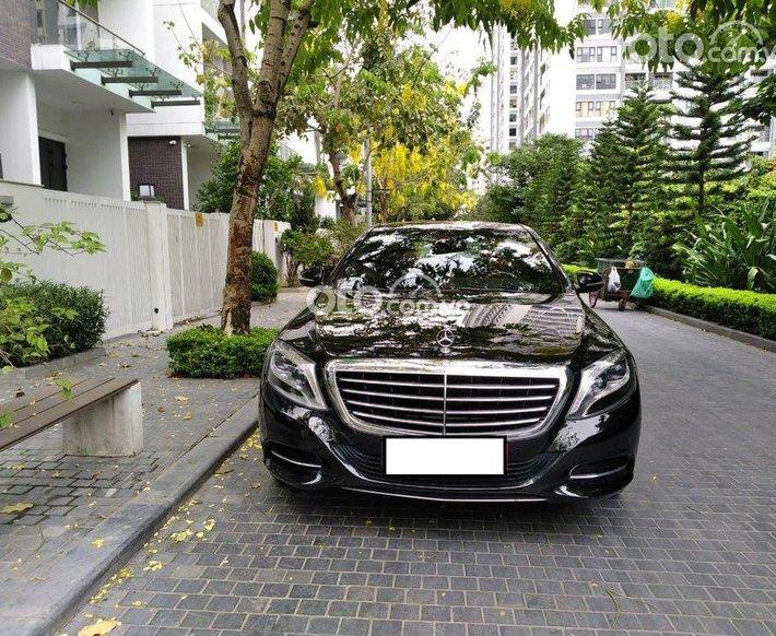 Cần bán gấp Mercedes S400 năm 2015, màu đen, nhập khẩu nguyên chiếc0