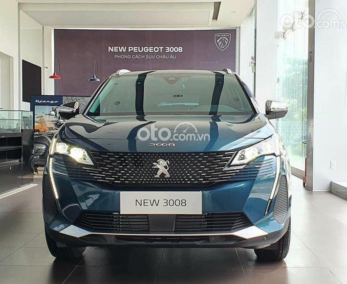 Xe New Peugeot 3008 có nhiều màu để lựa chọn0