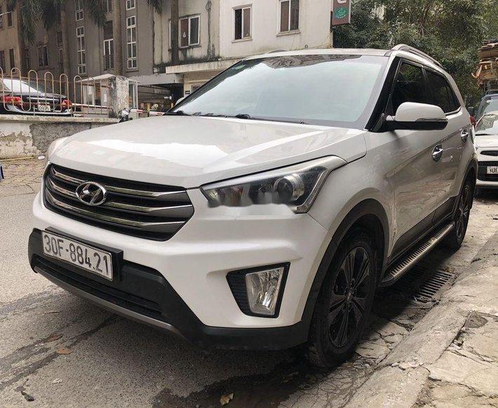 Bán Hyundai Creta sản xuất 2016, xe nhập còn mới0