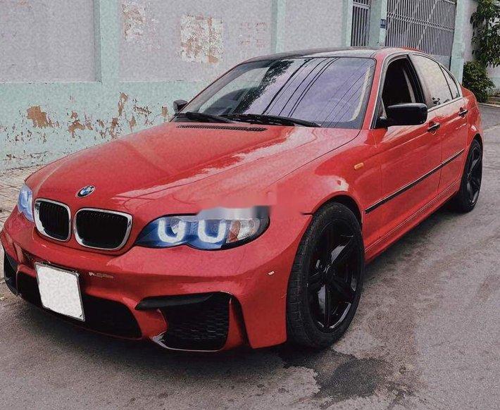 Bán BMW 323i năm sản xuất 2000, màu đỏ, nhập khẩu nguyên chiếc, giá tốt0