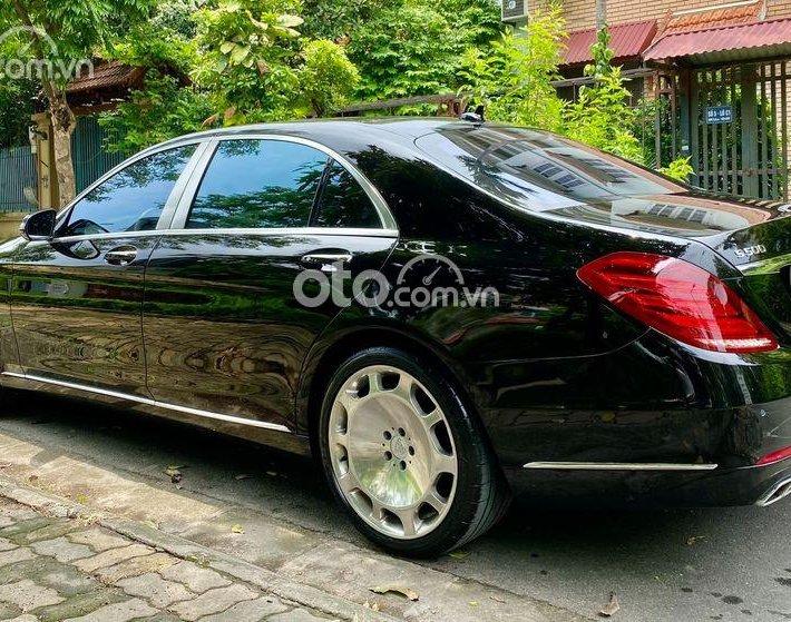 Bán Mercedes S500 sản xuất 2013, màu đen0
