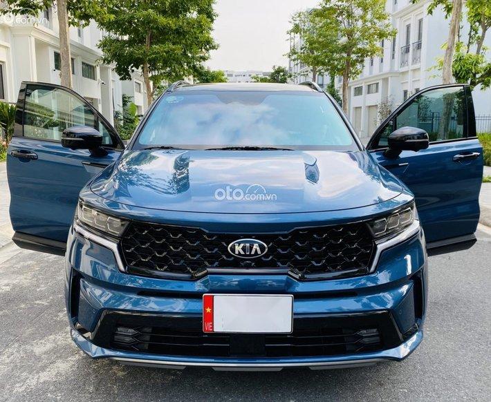 Xe Kia Sorento full xăng Signature AWD năm sản xuất 20200