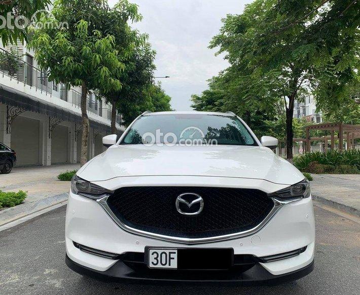 Bán ô tô Mazda CX 5 2.0 2WD đời 2019, màu trắng0