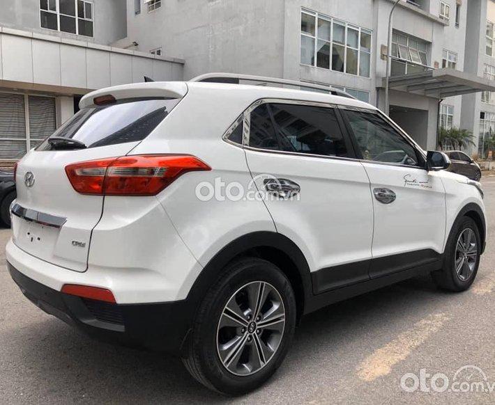 Cần bán lại xe Hyundai Creta sản xuất 2015, màu trắng, xe nhập, giá chỉ 625 triệu0