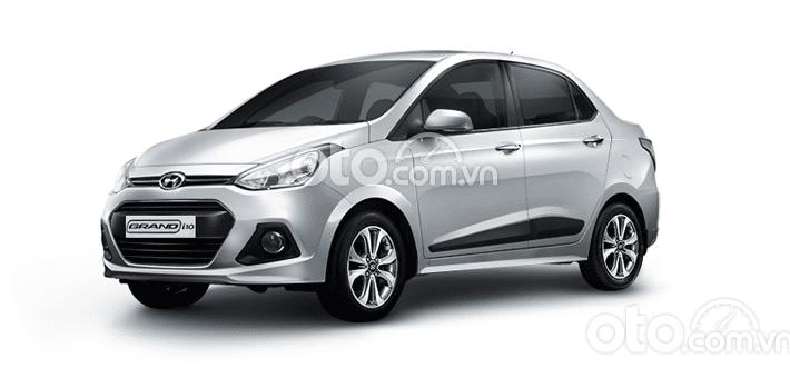 Cần bán xe Hyundai Grand i10 năm 2021, màu bạc, giá tốt0