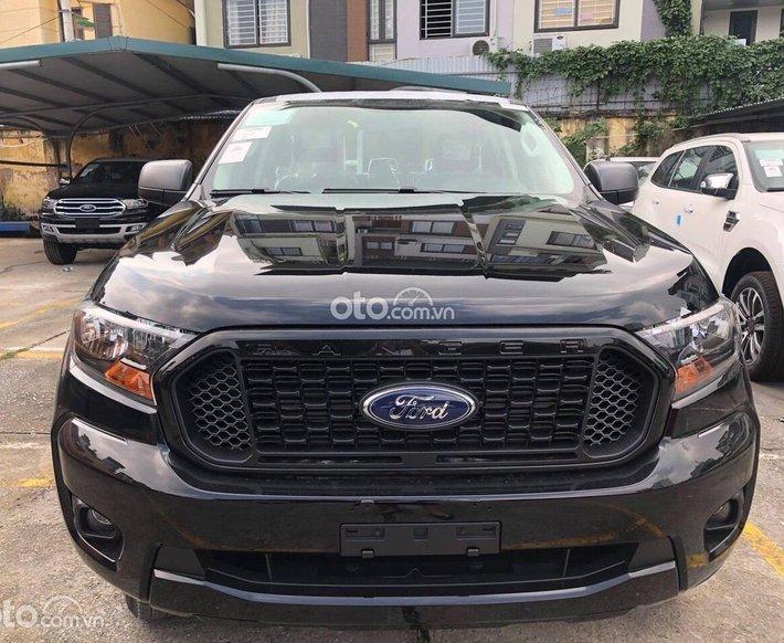 [Ford Hà Nội] Ford Ranger XLS 2.2L 4x2 AT sản xuất năm 2021, giảm sâu lên đến 30tr tiền mặt, đủ màu, giao ngay0