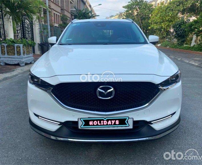 Cần bán Mazda CX 5 2.5 Bản 4x2 AT đời 2018, màu trắng chính chủ0