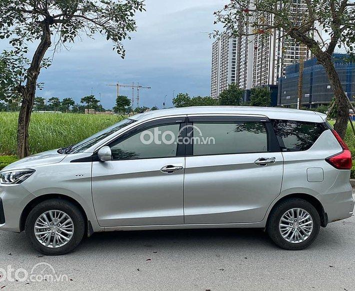 Bán Suzuki Ertiga 1.5AT đời 2020, màu bạc, nhập khẩu nguyên chiếc số tự động0