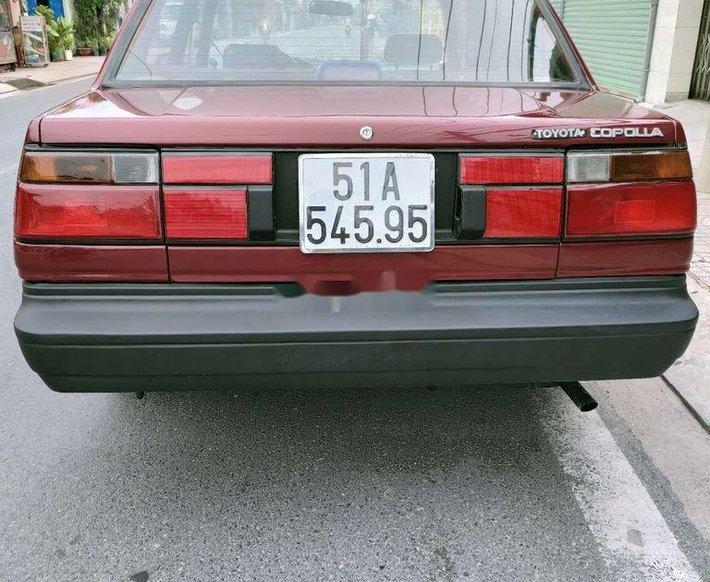 Bán ô tô Toyota Corolla sản xuất 1986, nhập khẩu0