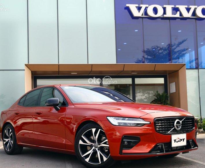 [ Volvo Miền Bắc ] Volvo S60 R- Design, Sedan an toàn nhất thế giới0