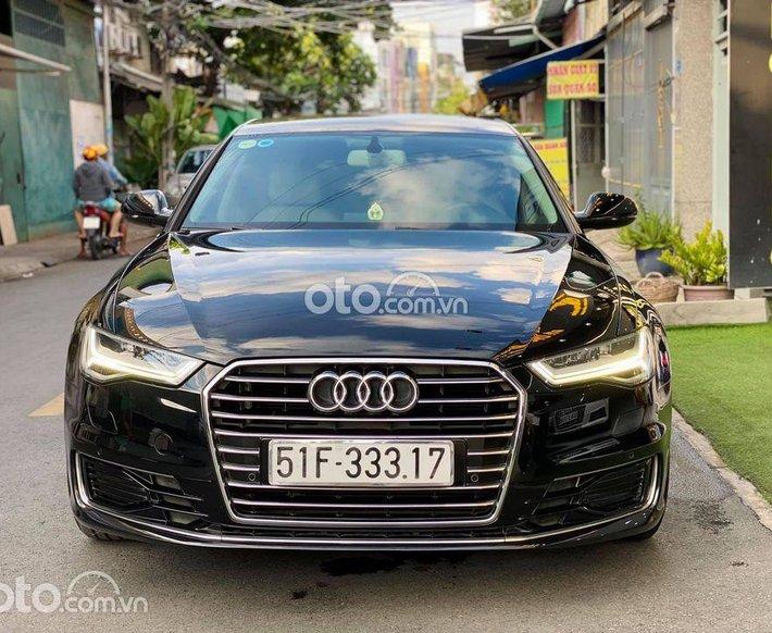 Cần bán nhanh chiếc Audi A6 model 20160