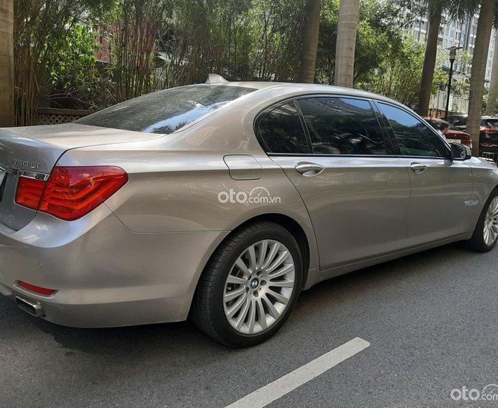 Bán xe BMW 750Li sản xuất 2009 giá 850tr0