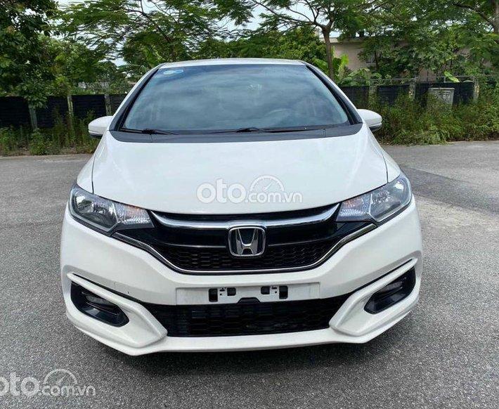 Honda Jazz sản xuất 2018 bản 1.5 số tự động xe nhập khẩu Thái Lan0