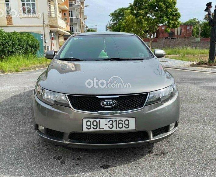 Chiếc xe Kia Forte 2010 số sàn 1.6, xe đẹp không lỗi0