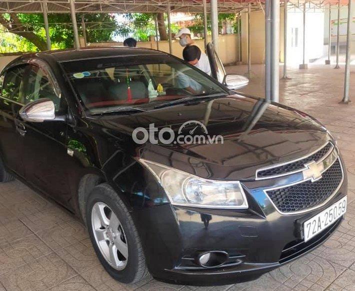 Oto Chevrolet Cruze 2011 màu đen số tự động0