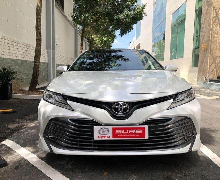 Bán ô tô Toyota Camry năm 2020, xe nhập còn mới0