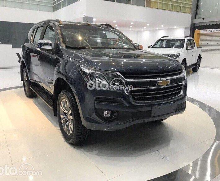 Chevrolet Trailblazer 2.5 VGT AT LTZ full option 2 cầu tự động, nhập Thái Lan0