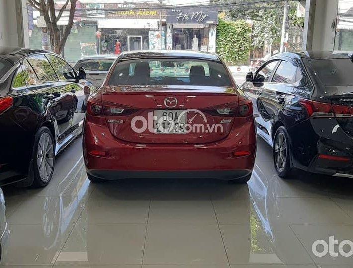 Cần bán gấp Mazda 3 năm 2015, màu đỏ, giá tốt0