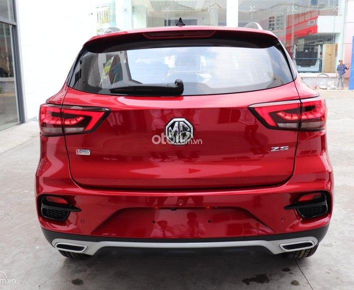 Bán MG ZS Standard năm sản xuất 2021, màu đỏ, xe nhập, giá tốt0