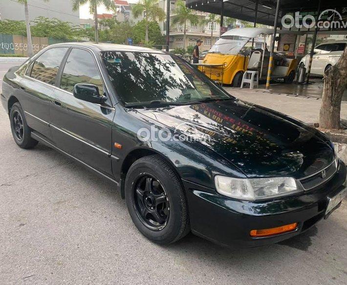 Bán Honda Accord 1995, màu đen, nhập khẩu Nhật Bản0