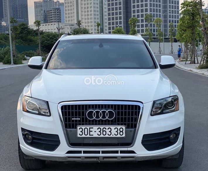 Bán Audi Q5 Plus Premium 2.0 năm sản xuất 2010 đăng ký 20110