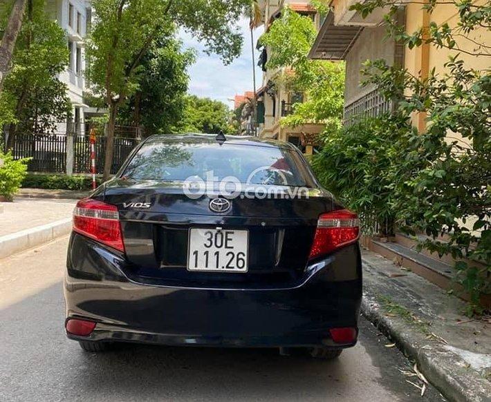 Xe Toyota Vios J 2014, màu đen, 280tr0