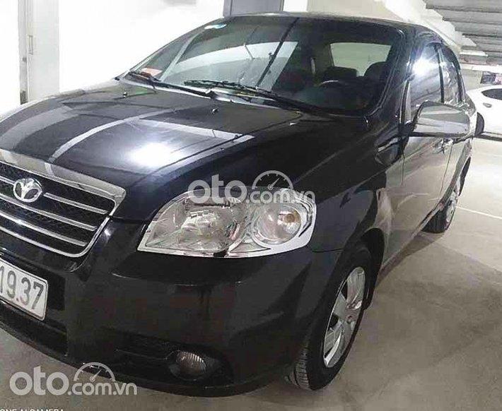 Cần bán xe Daewoo Gentra SX 1.5 MT năm sản xuất 2009, màu đen còn mới0