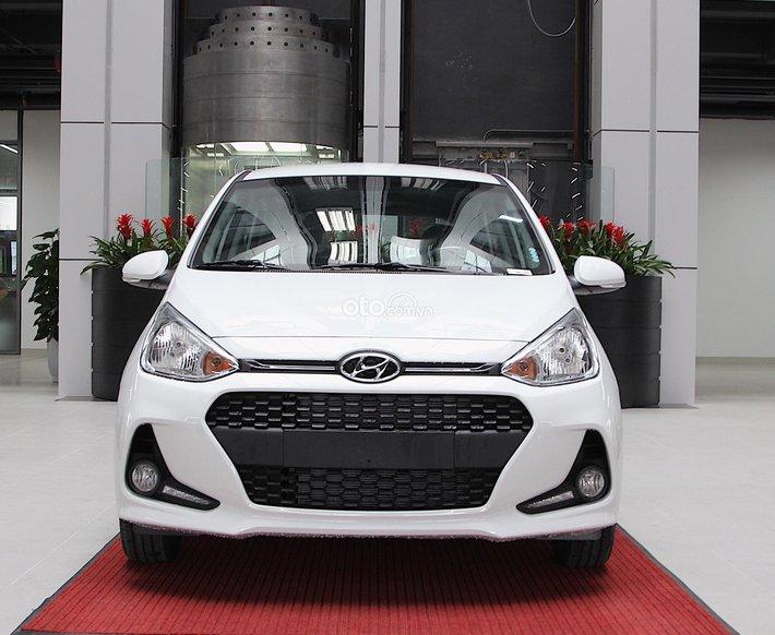 [Giá tốt nhất Miền Bắc] Hyundai Grand i10 2021, hỗ trợ Bank 90%, thủ tục nhanh gọn0
