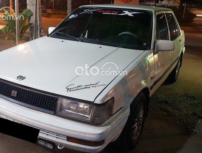 Bán Toyota Corolla 1992, màu trắng0