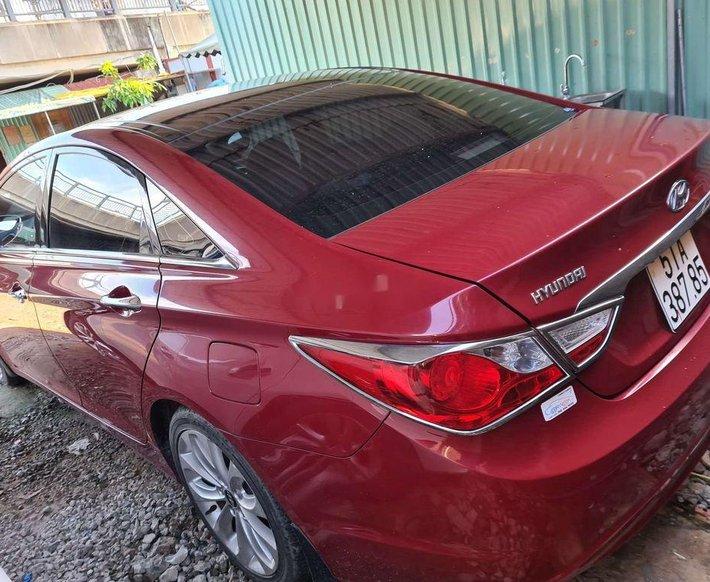 Bán Hyundai Sonata năm 2011, nhập khẩu còn mới, 480 triệu0