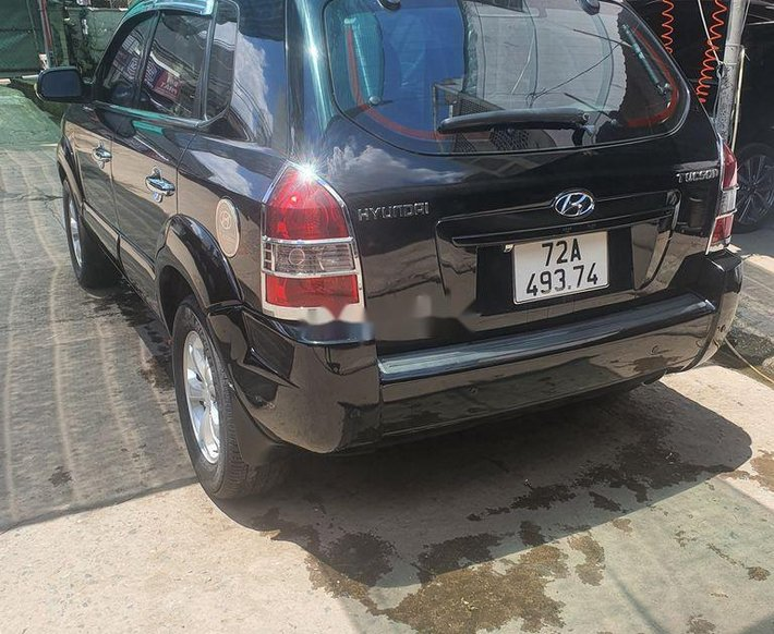 Cần bán lại xe Hyundai Tucson sản xuất 2009, nhập khẩu nguyên chiếc còn mới, 275tr0