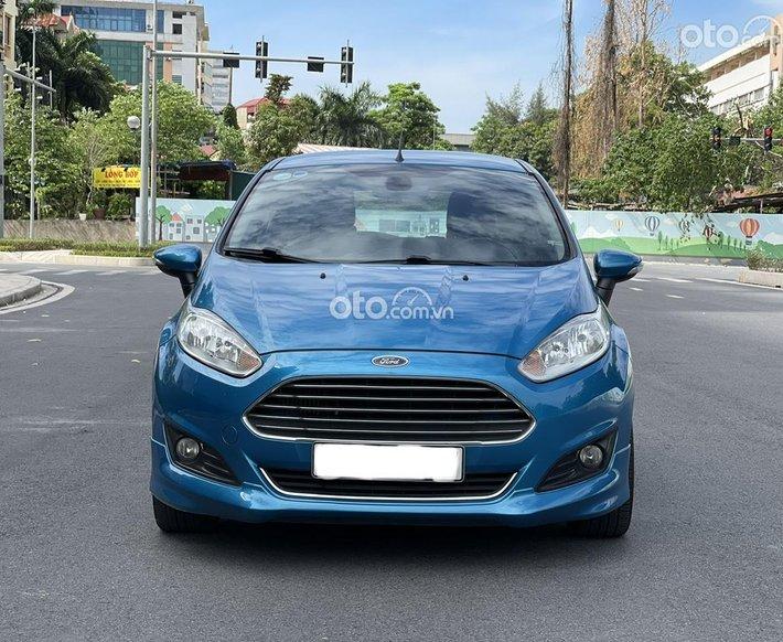 Bán Ford Fiesta 2014 1.0 Ecoboot, 1 chủ mua từ mới, xe đẹp xuất sắc0