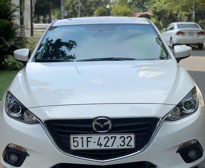 Qua dịch đi Mỹ, em cần bán Mazda 3 1.5AT, xe zin chính chủ0