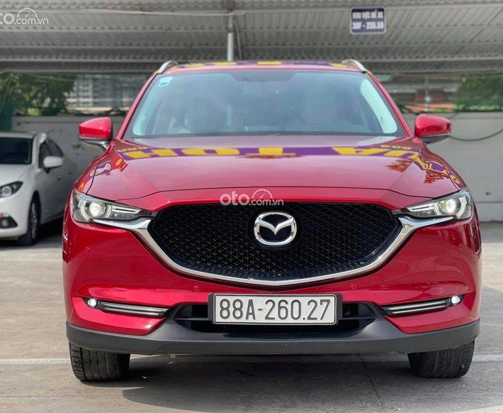 Bán Mazda CX 5 Luxury sx 2019, màu đỏ0