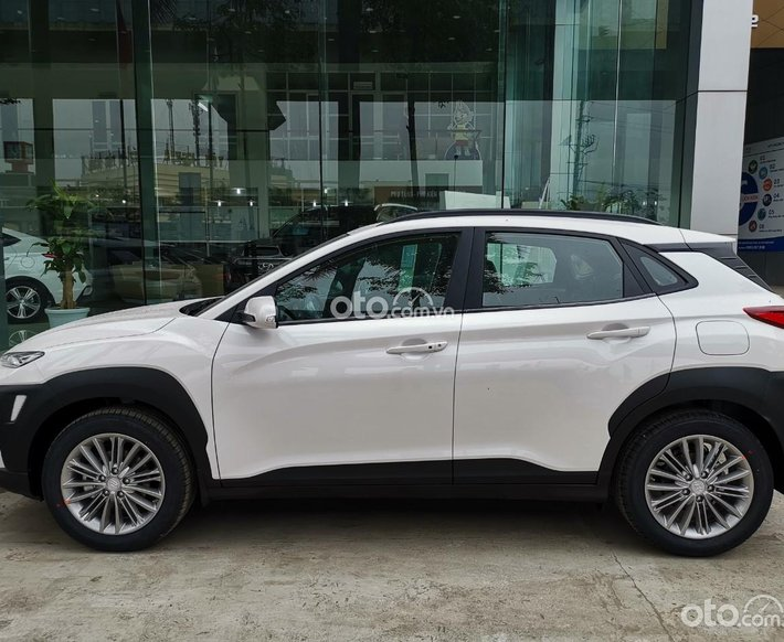 [Kona giá tốt] Hyundai Kona 2021, tháng 7 lấy Kona với 170tr, nhận ngay ưu đãi hời, hỗ trợ 85% giá trị xe0