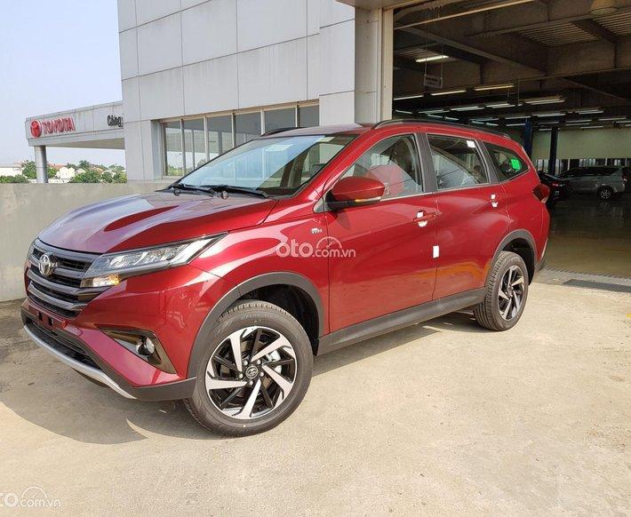 Toyota Vinh - Nghệ An bán xe Rush giá rẻ nhất Nghệ An, hỗ trợ trả góp 80% lãi suất thấp0