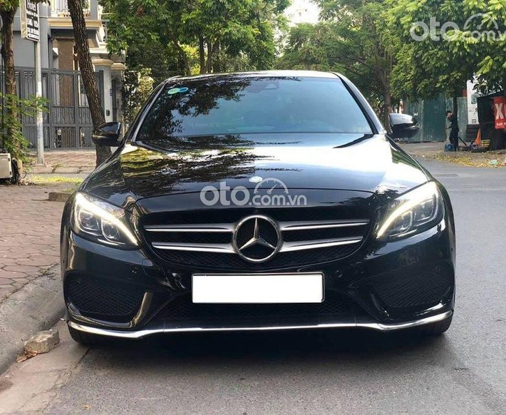 Bán nhanh với giá thấp chiếc Mercedes - Benz C300 AMG model 20170