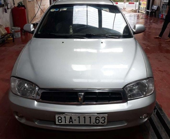 Bán ô tô Kia Spectra năm sản xuất 2003, nhập khẩu, giá chỉ 78 triệu0
