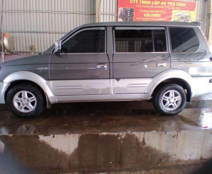 Cần bán xe Mitsubishi Jolie sản xuất 2004, nhập khẩu còn mới0