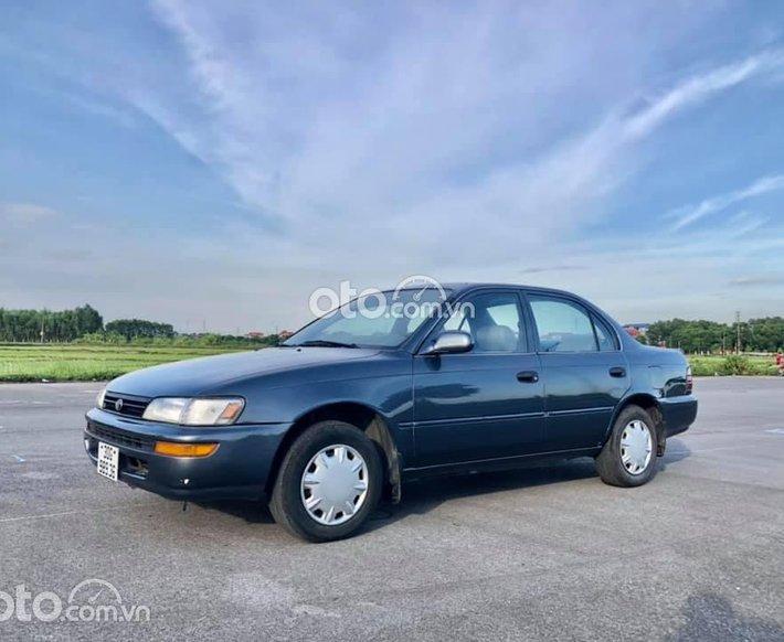 Bán ô tô Toyota Corolla 1997 nhập khẩu giá 120tr0