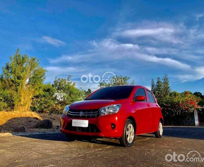 Bán ô tô Suzuki Celerio 2019 màu đỏ siêu đẹp0