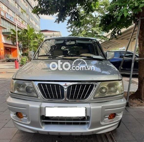 Cần bán em xe Mitsubishi Jolie 2.0 số sàn 2003 - 08 chỗ Hà Nội - biển Hà Nội, chính chủ0