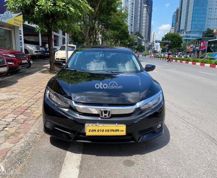 Bán Honda Civic 1.5L VTEC Turbo nhập Thái Lan sx 20170