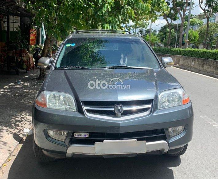Cần bán Acura MDX năm sản xuất 2003, màu xám, nhập khẩu số tự động0