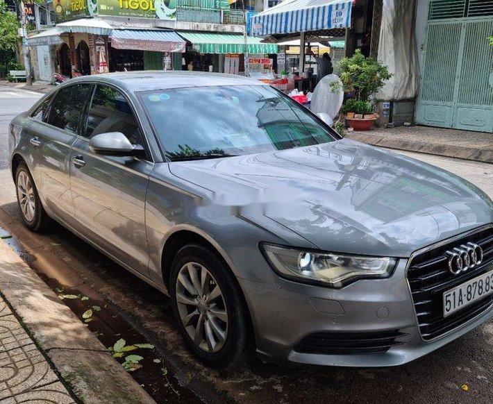 Cần bán Audi A6 sản xuất năm 2014, xe nhập còn mới, giá 900tr0