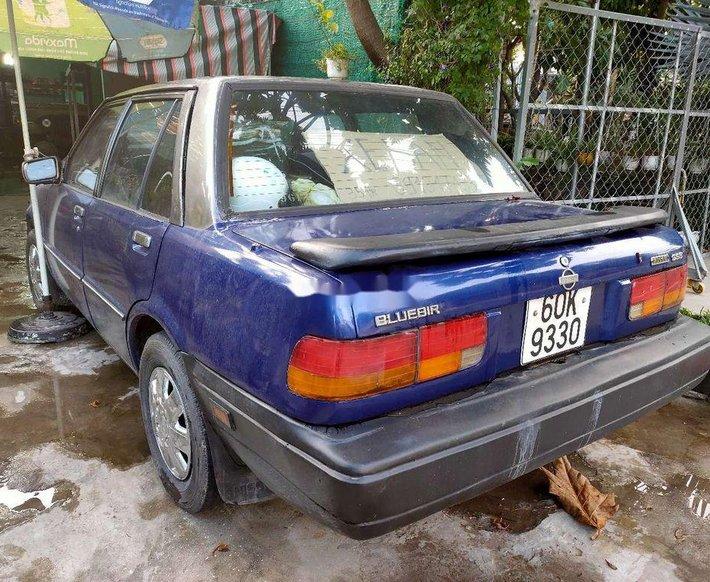 Bán Nissan Bluebird 1986, màu xanh lam, nhập khẩu 0