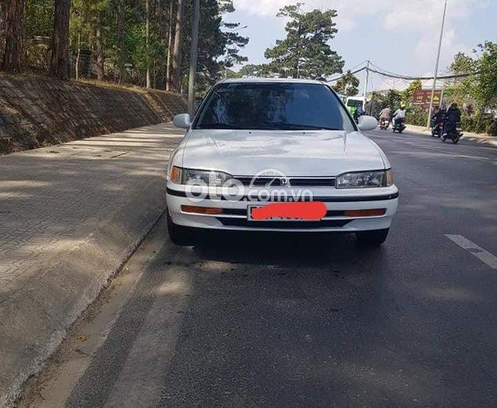 Bán Honda Accord cũ đời 1992, dòng nhập USA, nội thất đẹp0