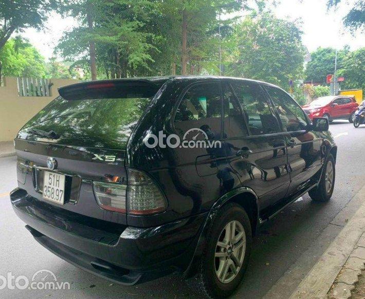 Cần bán lại xe BMW X5 đời 2005, màu đen, nhập khẩu nguyên chiếc0