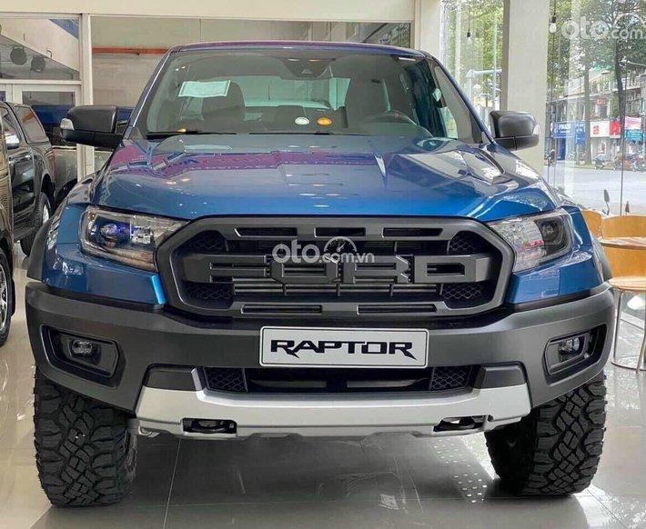 [Hồ Chí Minh] Ford Ranger Raptor sản xuất 2021, giá tốt nhất tháng 07, cùng nhiều phần quà hấp dẫn, liên hệ nhanh0