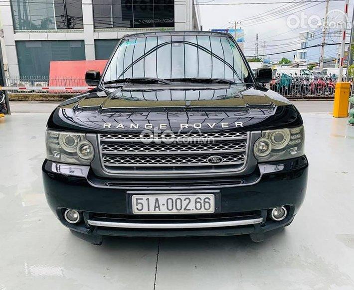 Bán LandRover Range Rover năm sản xuất 2009, màu đen0